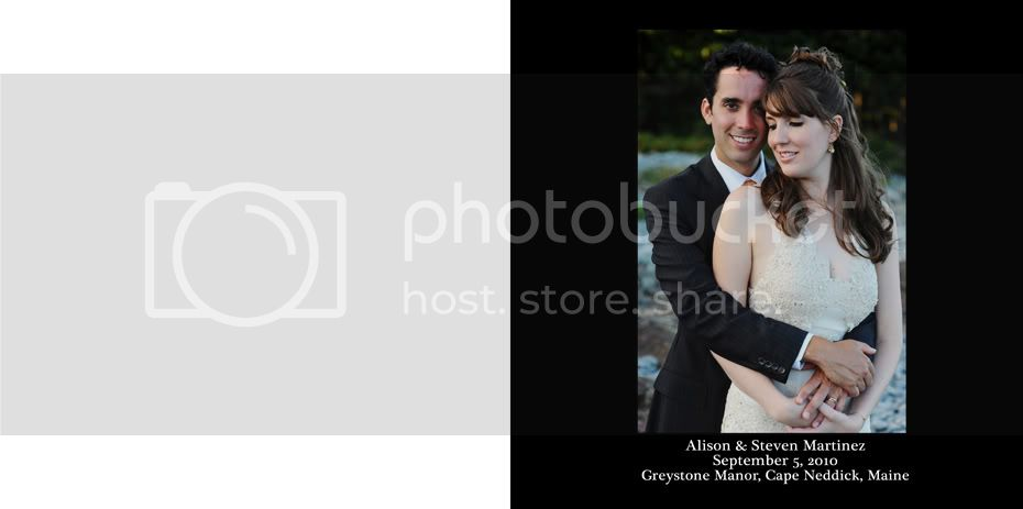 Greystone Manor Cape Neddick Maine Wedding Photographs